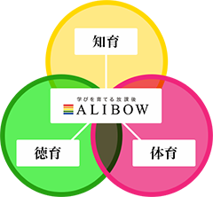 ALIBOWの理念3本柱